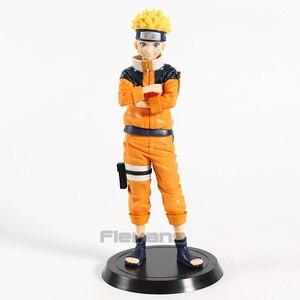 Image 3 - Naruto Shippuden Grandista Uzumaki Naruto Uchiha Sasuke Hatake Kakashi PVC Figure Collectible Figurine Model Toy
