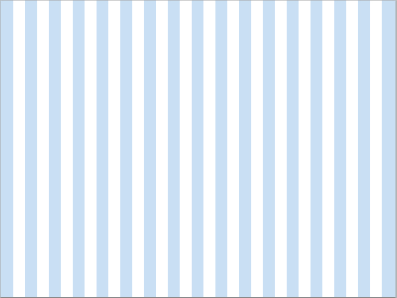 7x5ft Interior Blanco Azul Beb 233 Rayas Pared Personalizado