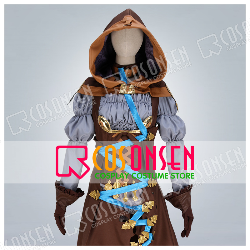 SINoALICE Alice Hansel Gretel Gothic Uniforms Cosplay Costume COSPLAYONSEN All Size