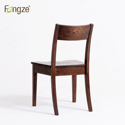 Awesome Fengze Furnishing FZ216 Dining Chair Solid Oak Modern Simple Country Style  Armchair Living Room Dining Room