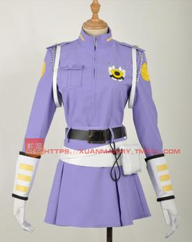 Free shipping Hot Anime ElDLIVE COSPLAY Halloween Party COS Uniforms for girls Costumes