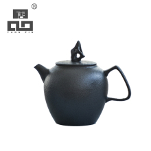 TANGPIN black crockery ceramic teapot kettle porcelain tea pot household japanese teapots 300ml