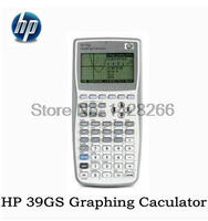 1 Piece New Original Graphics Calculator For HP 39gs Graphics Calculator Teach SAT AP Test For