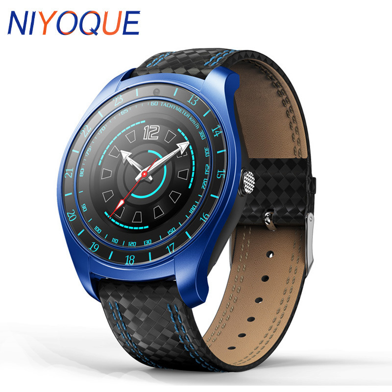 Bluetooth Smart Watch <font><b>V10</b></font> Heart Rate Monitor <font><b>Smartwatch</b></font> Dial Support Call GSM TF Card Camera Passometer Wristwatch PK GT08 V9 image