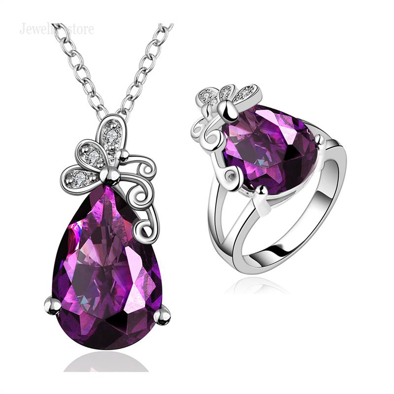 FVRS005Free shopping Extravagant Party jewlery set for ...