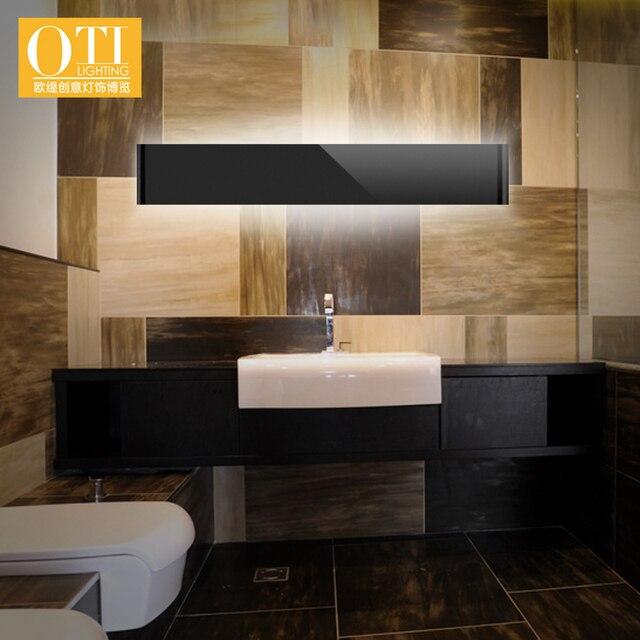 Oti Lighting Led Waterproof Wall Lamp Moisture Toilet Bathroom
