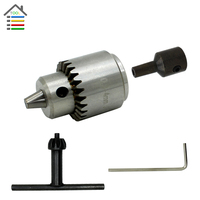 Mini Electric Drill Grinding Folder 0 3 4MM Drill Chuck Even Small Sets Of DIY Precision