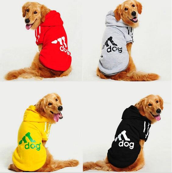 VILEAD Ropa para perros grandes para perros Golden Retriever Gran tamaño Abrigos de invierno con capucha Ropa para perros Ropa deportiva 3XL-9XL