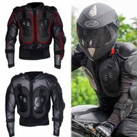 Motorcycle Cycling Jacket Body Guard Shirts Off Road Motocross Armor Racing Chest Spine Back Protector Dirtbike ATV Street Bike
