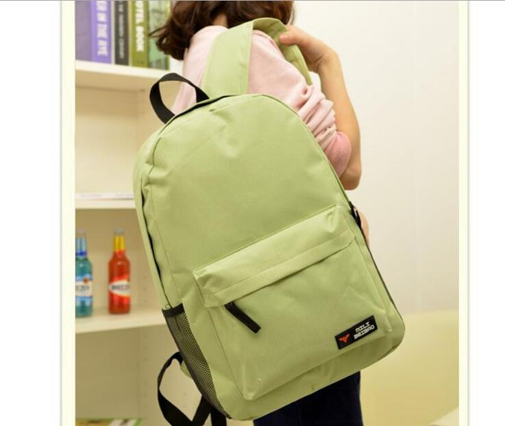 Free shipping FrBadis Middle school student bag, mens and womens backpack, new womens bag multi color optional Free shipping FrBadis Middle school student bag, mens and womens backpack, new womens bag multi color optional