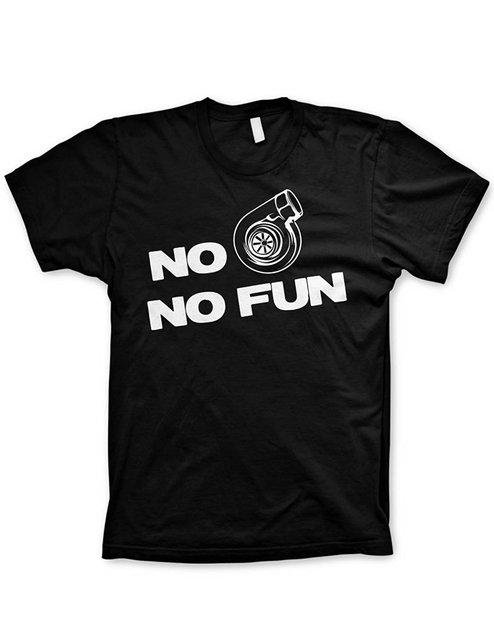 """""""No Turbo No fun"""" Men's T-Shirt"""