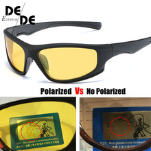 Hot Sale  Polarized Glasses Multifunction Men Sunglasses Reduce Glare Driving Sun Glass Goggles Eyewear oculos