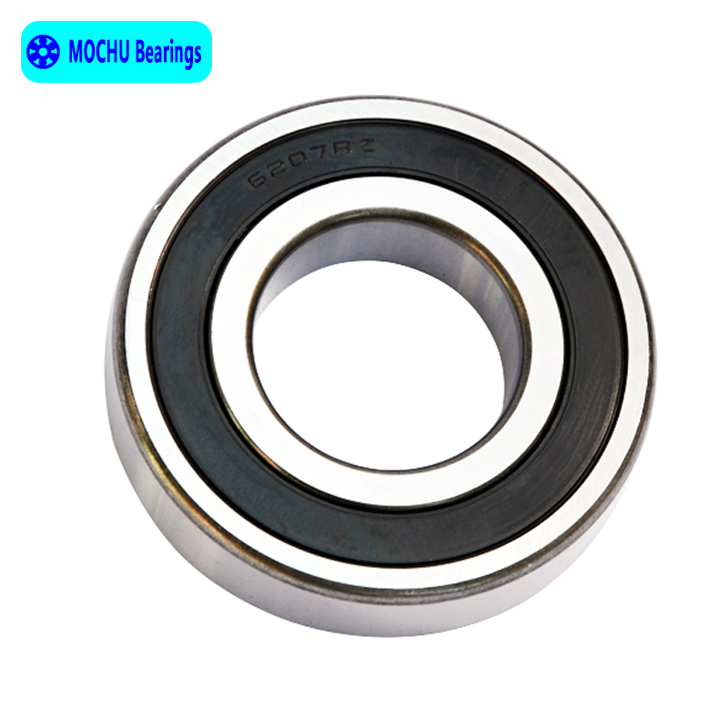 10 pack 6207-2RS Sealed Radial Ball Bearing 35X72X17