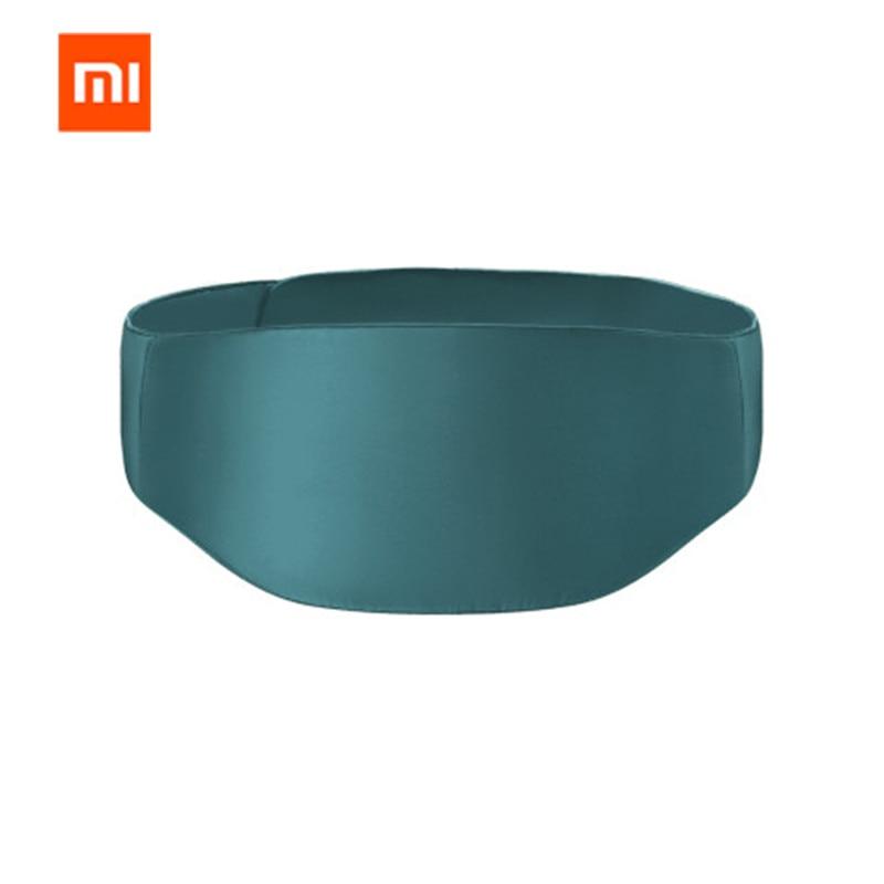 купить Original Xiaomi Mijia PMA D11 100% Real Silk Graphene Therapy Heating Smart Waist Belt 3 Gear Ultralight Body Heater Massager по цене 2260.24 рублей