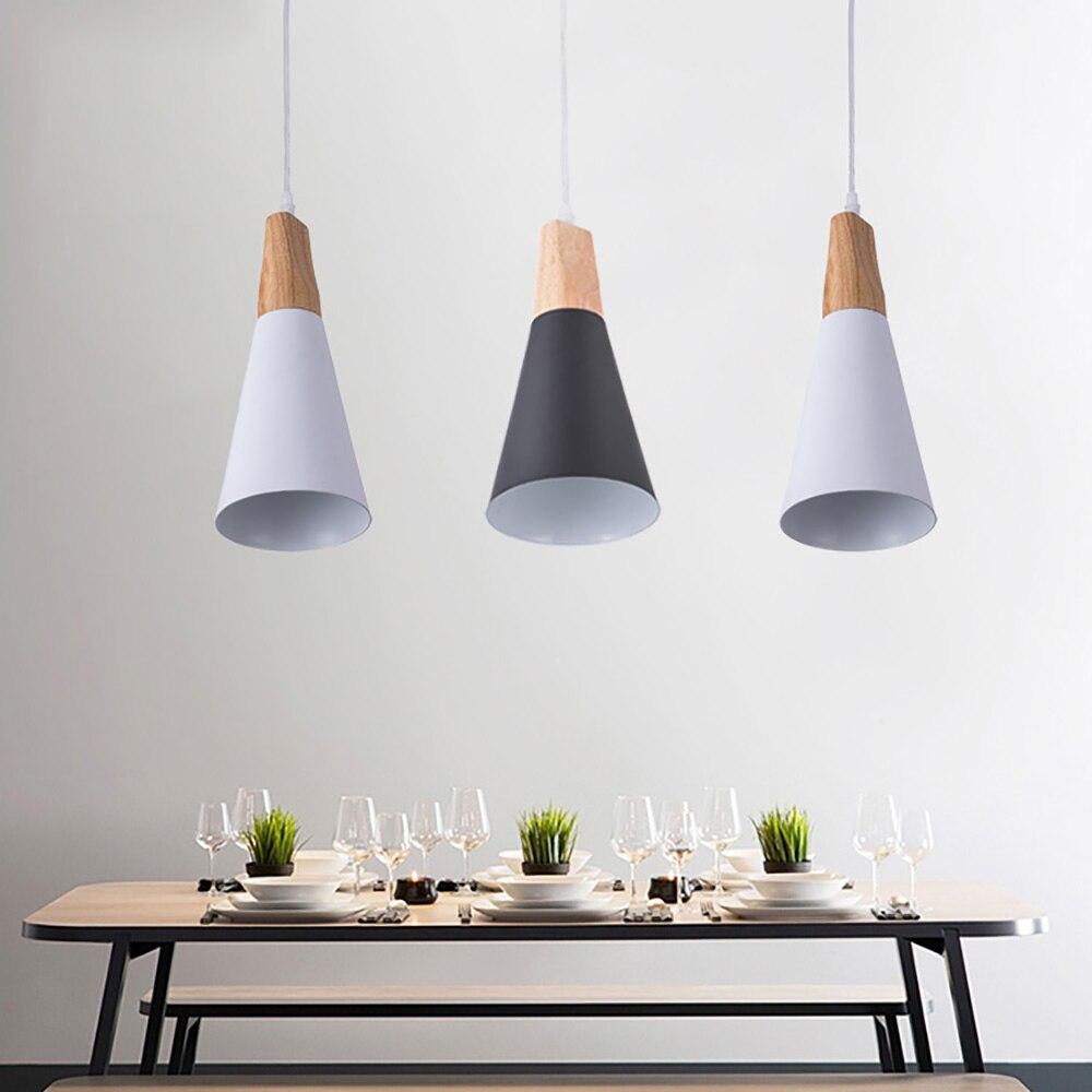 Interior moderno led luzes de teto simples