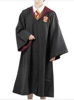 Livraison gratuite Collège Étudiants Vêtements pour enfants Cérémonie de remise des Diplômes de L'école Robe Cape de Gryffondor sans cravate