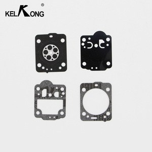 Image 2 - Kit di ricostruzione carburatore KELKONG per motosega Husqvarna 235 236 riparazione membrana guarnizione per JONSERED CS2234 CS 2238 ZAMA Carb Kit
