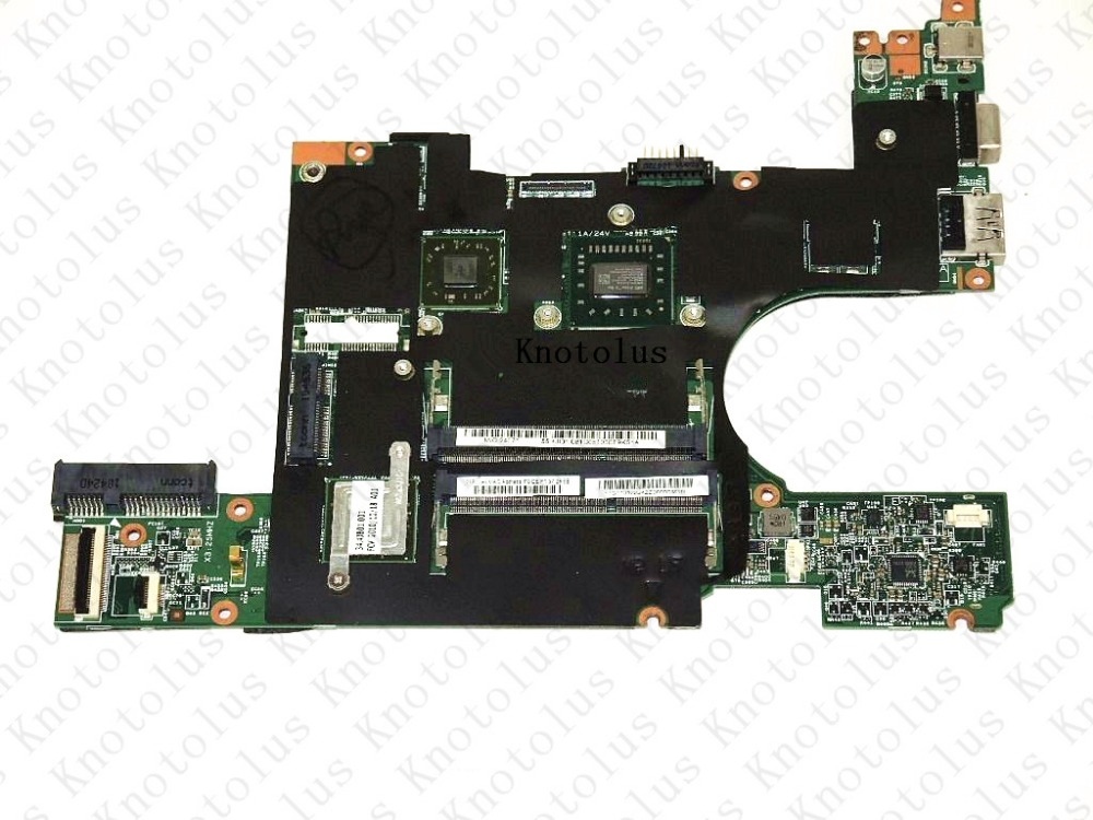 48.4JI01.011 for Lenovo IdeaPad U165 laptop motherboard AMD ddr3 Free Shipping 100% test ok