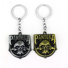 Music The Heavy Metal band Pantera CFH Skull Keychain