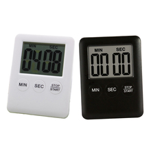 New High Quality Electronic Digital LCD Magnetic Countdown Timer El temporizador Count Down Egg Kitchen 99 Minute