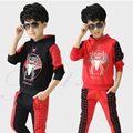 2016 new children's clothing boys spring suit sweater Children's Spring and Autumn big virgin piece fitted