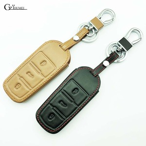 Кожаный Автомобильный Стайлинг чехол для ключей для Volkswagen VW CC Passat B6 B7 Passat 3C CC Maogotan R36 B5 B7L автомобильные аксессуары для ключей