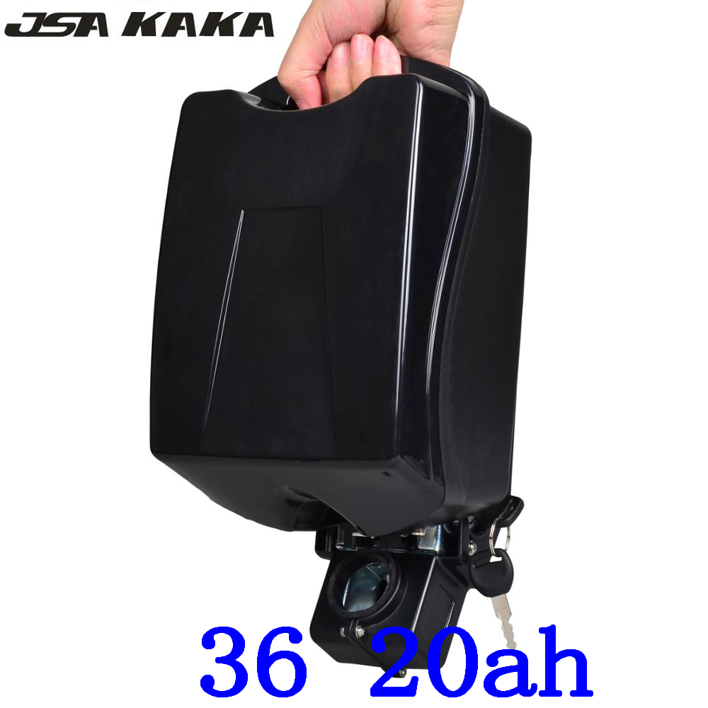 36V 20AH Electric bike battery 36V 18AH 20AH 22AH 25AH lithium battery 36V 500W 1000W Ebike Battery with 30A BMS +2A charger