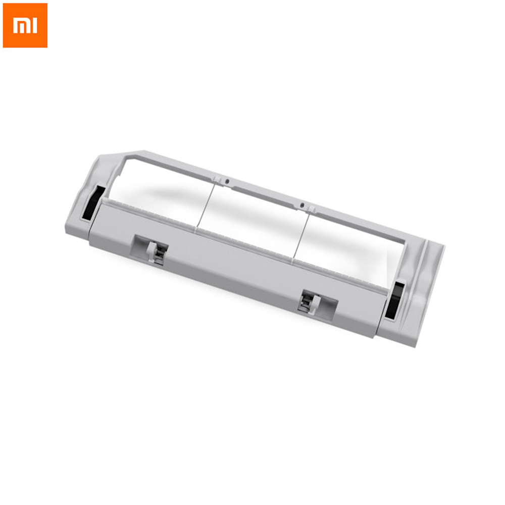 Original Xiaomi Mi Robotic Vacuum Cleaner Rolling Brush Cover For Xiaomi Sweeper Accessories цена 2017