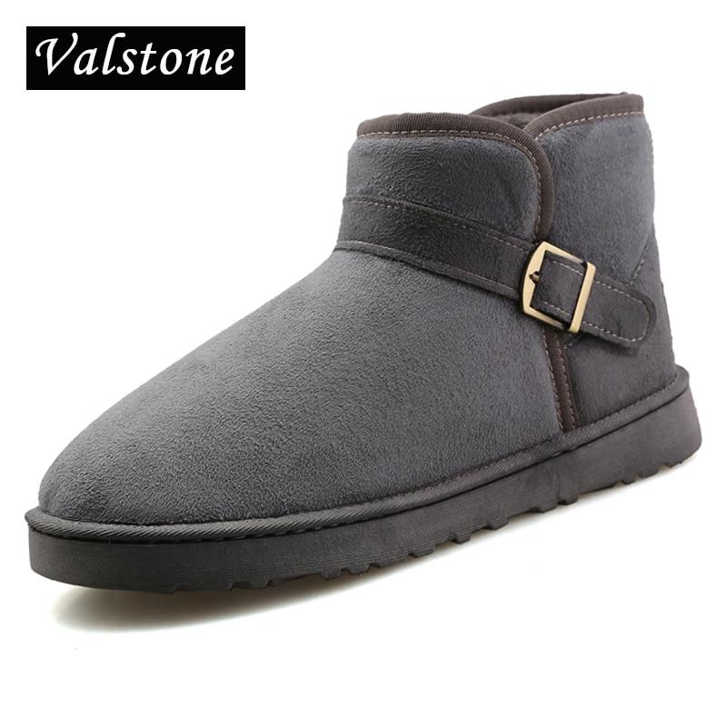 Valstone lovers winter casual Velvet shoes Women s slip on breathable Fluff shoes warm walking Snow
