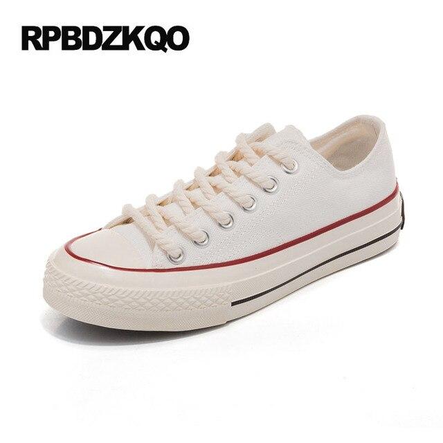 Pianura Scarpe di Tela Per Il Tempo Libero Appartamenti panno Diretto A  Buon Mercato Sneakers Coreano 3c41dc72527