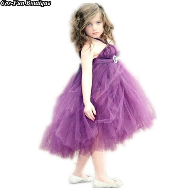 7e62afd17fd5 Fashion 6 Colors Tulle Cute Baby Girls Tutu Dress Princess ...