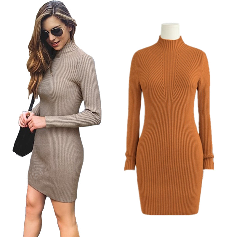 Fitted Winter Dresses