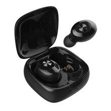 XG12 TWS Mini Bluetooth 5.0 Earphone With Mic Stereo Wireless Earbus HIFI Sound Sport Handsfree Gaming Headset
