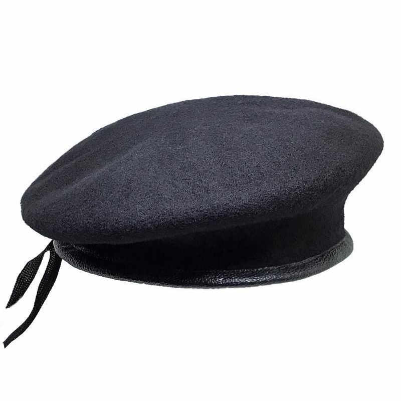 8db2d44e ... Top Quality Wool Special Forces Military Berets Caps Mens Army Woolen  Beanies Outdoor Breathable Soldier Training ...