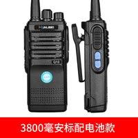 cb רדיו Protable Q10 מכשיר הקשר צריכת חשמל גבוהה רדיו דו כיווני UHF Portable Ham FMR Xunlibao CB רדיו 10W Interphone לתכנות (5)