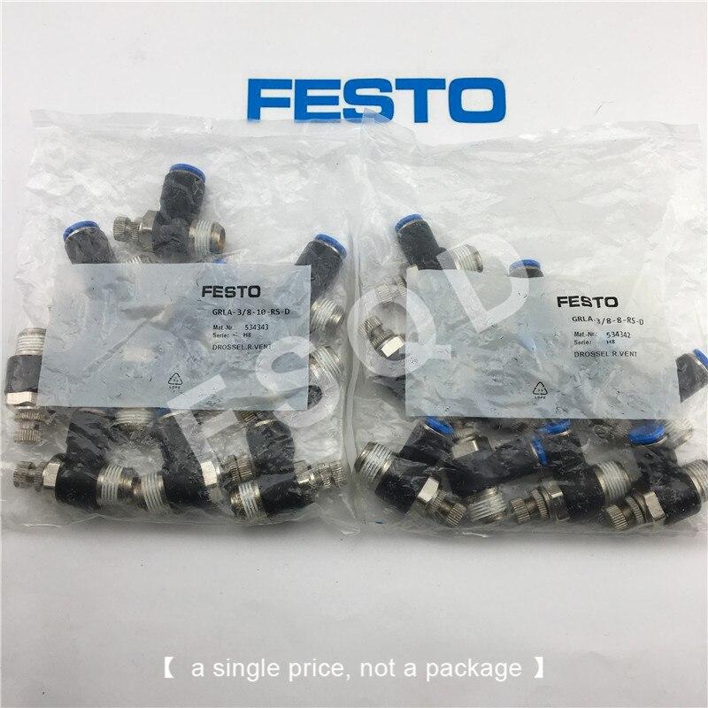 Festo qst-3//8-8 t-steckverschraubung 153111
