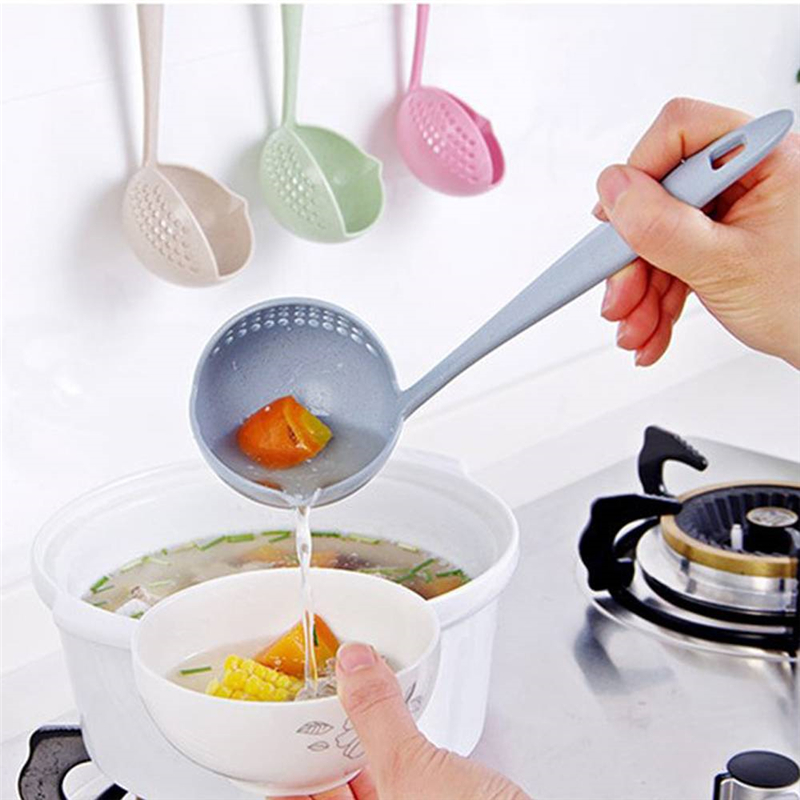 Cooking Soup Spoon Strainer