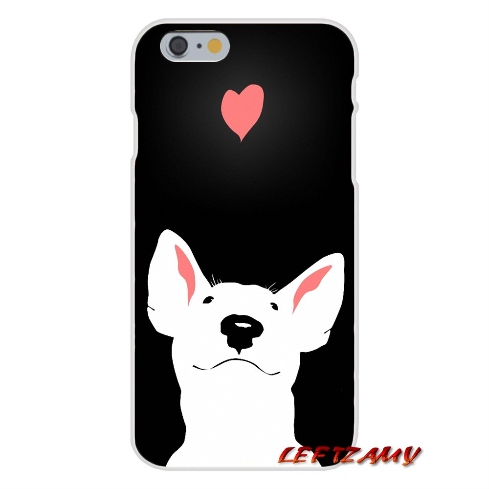 bullterrier bull terrier For Huawei P8 P9 P10 Lite 2017 Honor 4C 5X 5C 6X Mate 7 8 9 10 Pro Accessories Phone Cases Covers