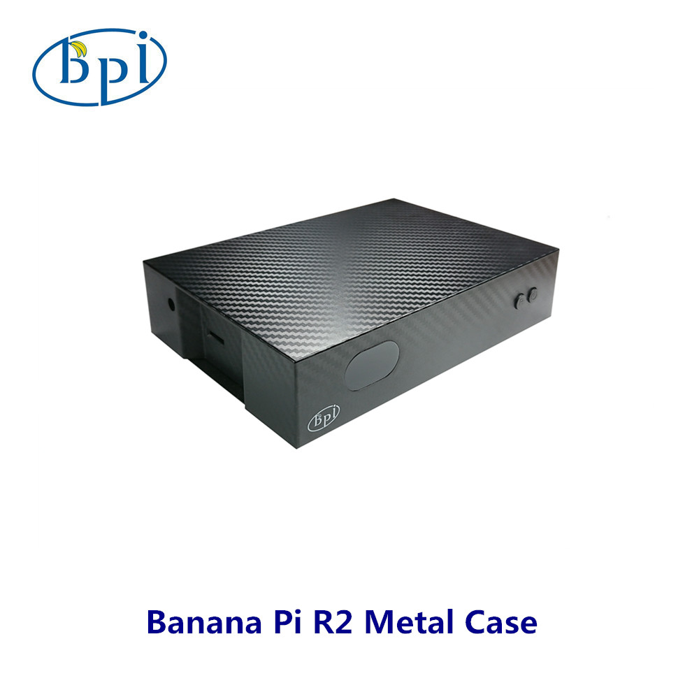 BPI R2 Metal case only applicable to BPI R2