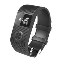 SX101 Умный Браслет bluetooth smartband heart rate monitor фитнес Tracker будильник Спорт для Android iOS