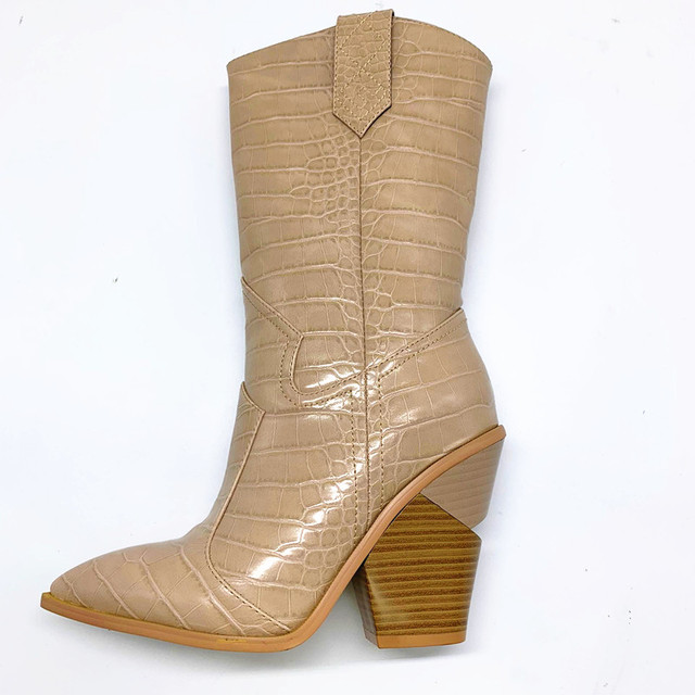 Wedge Boots  3