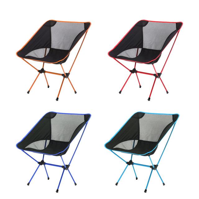 Peso Leve portátil Dobrável Camping Stool Assento Da Cadeira Para Pesca Festival Picnic CHURRASCO Assento Da Cadeira de Praia frete grátis