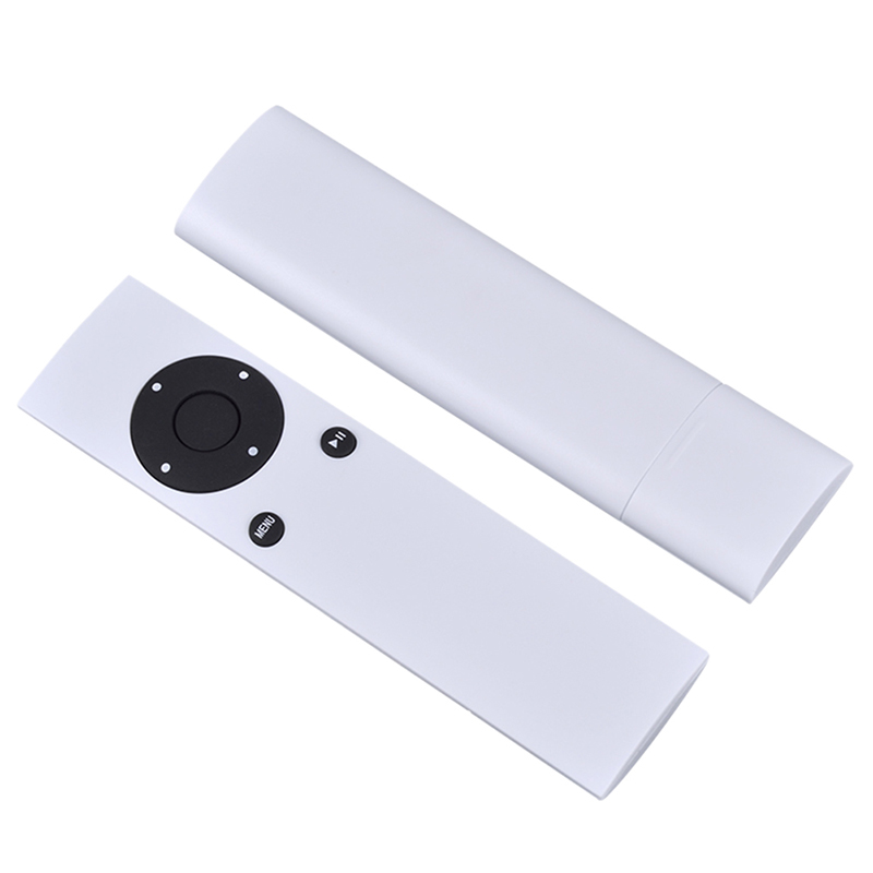 1pcs Universal Remote Control White Remote Controller A1294 For Apple Tv 1 2 3