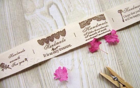 25 мм х 30 м-кружева и розы закки ручной 100% хлопок ленты швейные лента ткань лямки