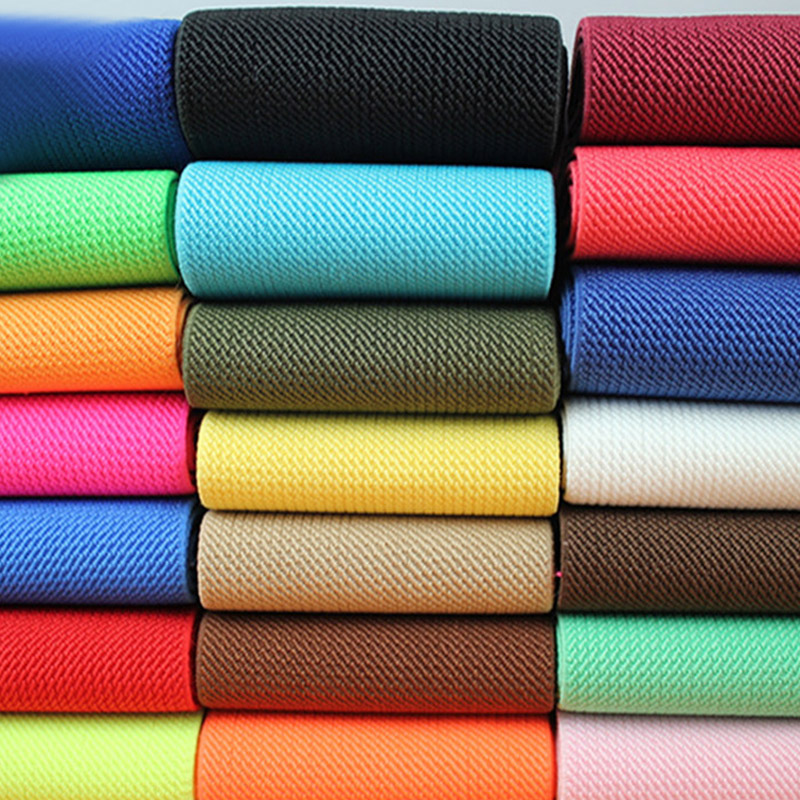 7.5CM Wide High Quality Durable Pants Skirt Belt /  Sewing Clothing Accessories / Elastic Band / Rubber Band