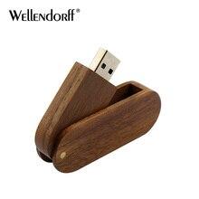 Wooden Memory Stick 4GB 8GB Pendrive USB Flash Drive 16GB 32GB 64GB 128GB U disk