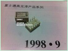 2 pçs/lote Importado relé de sinal A12W-K Novo e original