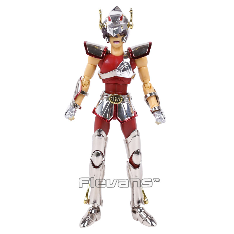 Anime Saint Seiya Saint Cloth Myth Seiya PVC Action Figure Collectible Model Toy saint seiya saint cloth myth hades pvc action figure collectible model toy