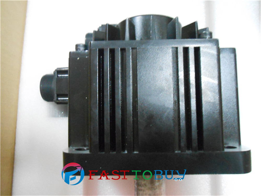 Delta AC Servo Motor 220V 2KW 9.55NM 2000rpm 180mm ECMA-E11820RS with Keyway oil seal New new original 9 4a 1 5kw 7 2nm 2000rpm hg sr152j mr j4 200b oil seal ac servo motor drive kit