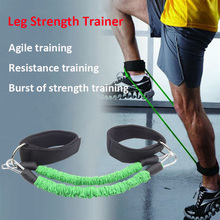 Tennis Accessories Fitness Gum Expander Resistance Bands Workout Gym Musculation Equipment Elastic Bands Training Rubber